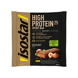 High Protein Riegel Haselnuss