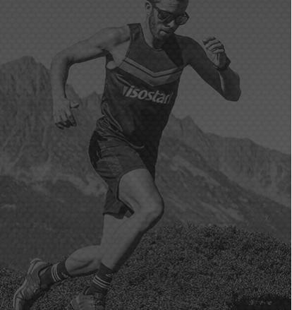 Nach dem Sport sorgt ISOSTAR für deine Muskelregeneration
