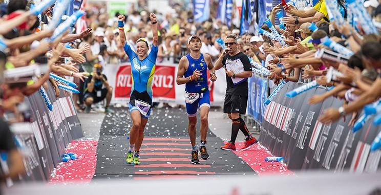 ISOSTAR unterstützt die Athleten bei ihren Wettkämpfen seit mehr als 40 Jahren.